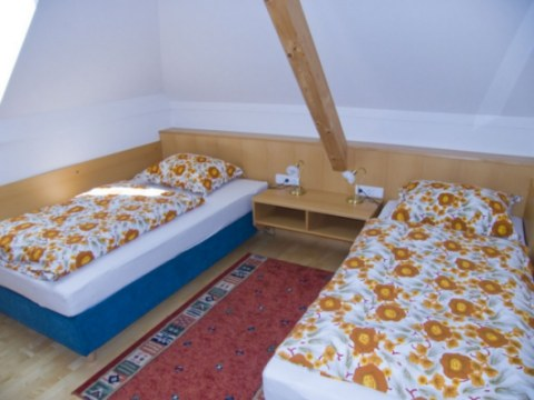 Schlafzimmer Appartment Lurnfeld